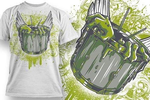 T-shirt Music 13