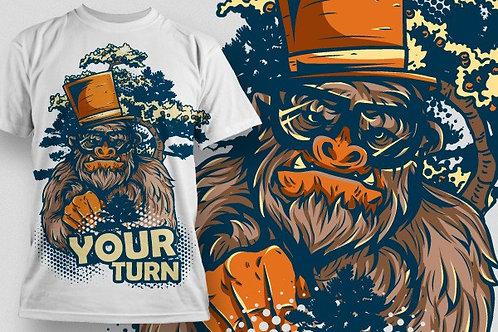 T-shirt Animali e Creature 59