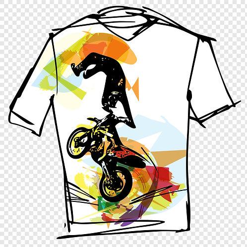 T-shirt Motor 99