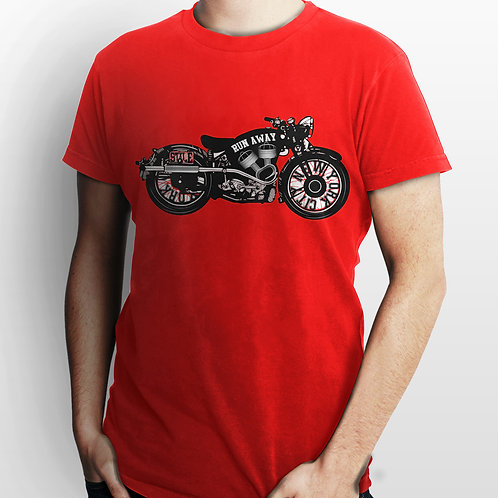 T-shirt Motor 83