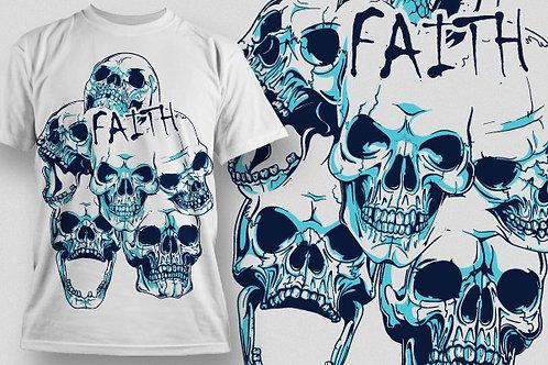T-shirt Teschi 71