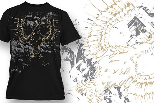T-shirt Angel & Devil 14