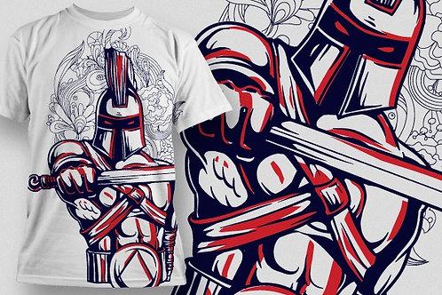 T-shirt Ninja 07