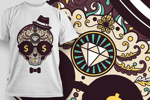 T-shirt Teschi 87