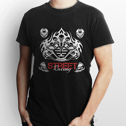 T-shirt Motor 66