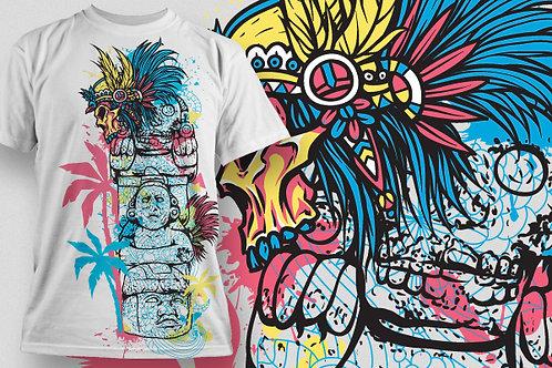 T-shirt Teschi 102