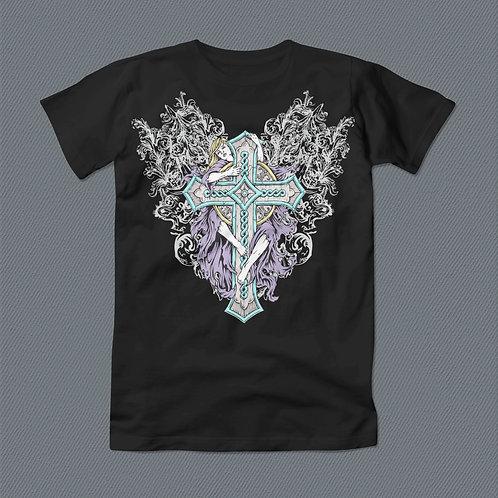 T-shirt Angel & Devil 02