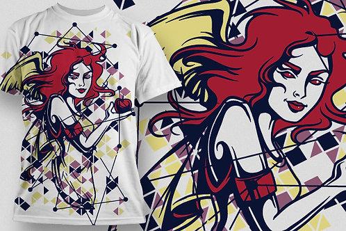T-shirt Personaggi 22