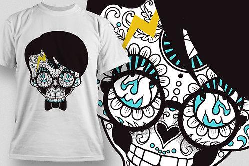 T-shirt Teschi 85