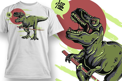 T-shirt Animali e Creature 110