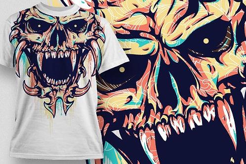T-shirt Teschi 69