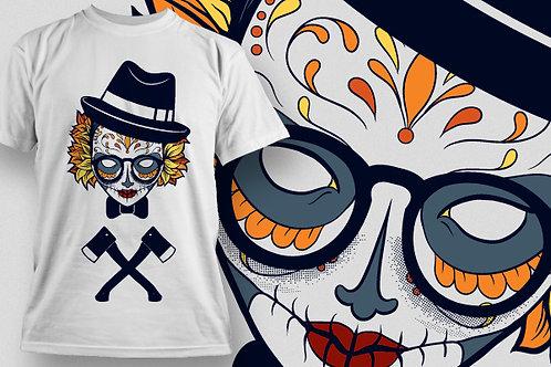 T-shirt Teschi 84