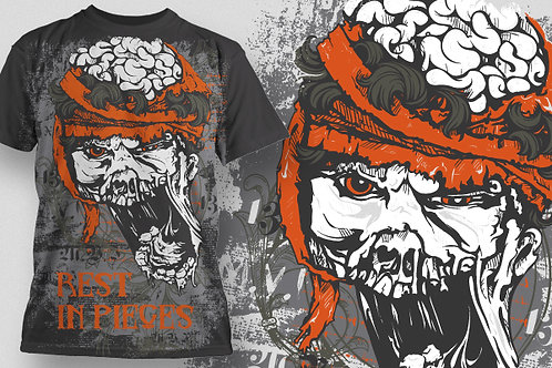 T-shirt Angel & Devil 41