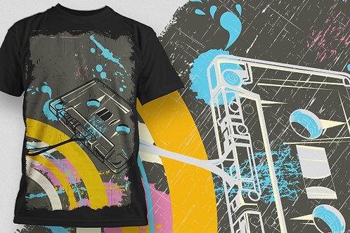 T-shirt Music 16
