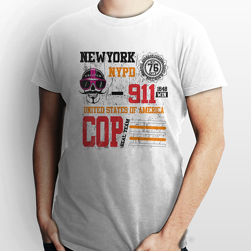 T-shirt Motor 126