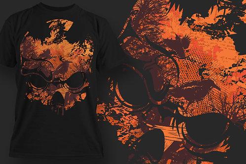 T-shirt Teschi 91