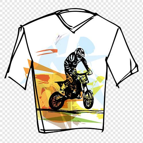T-shirt Motor 108