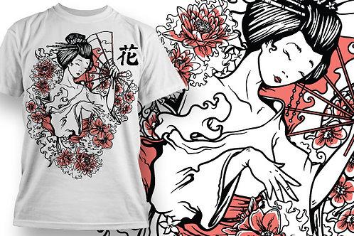 T-shirt Ninja 09