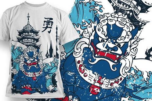 T-shirt Ninja 08