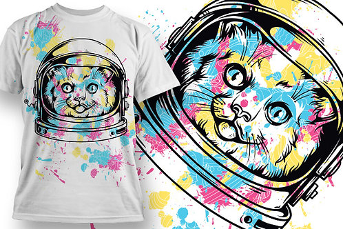 T-shirt Animali e Creature 108