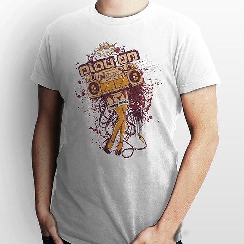 T-shirt Music 08