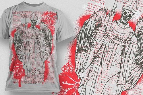 T-shirt Angel & Devil 07
