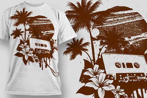 T-shirt Music 18