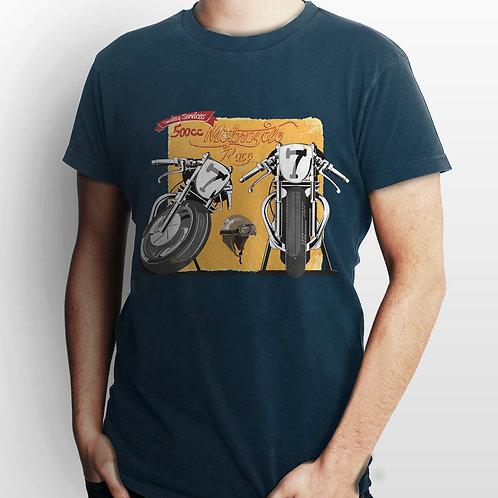 T-shirt Motor 49