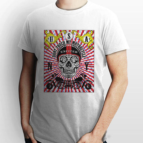 T-shirt Motor 124