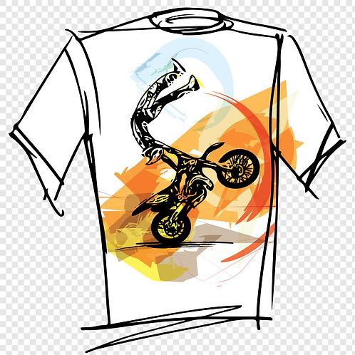 T-shirt Motor 103