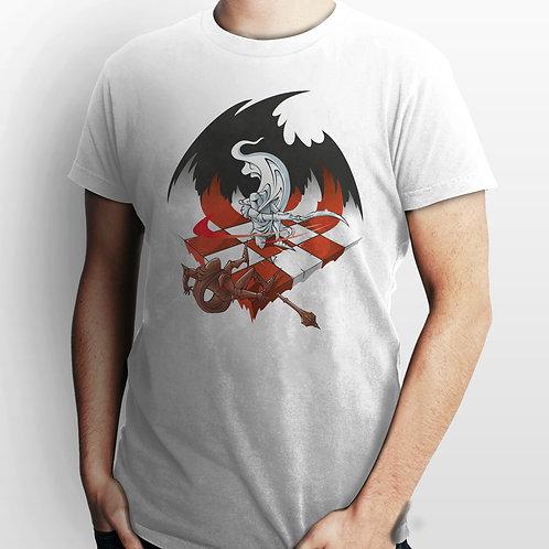 T-shirt Angel & Devil 45