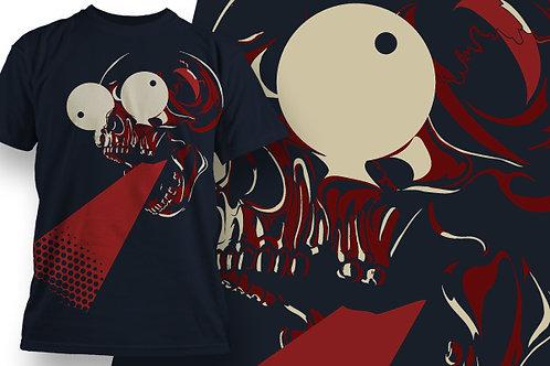 T-shirt Teschi 95