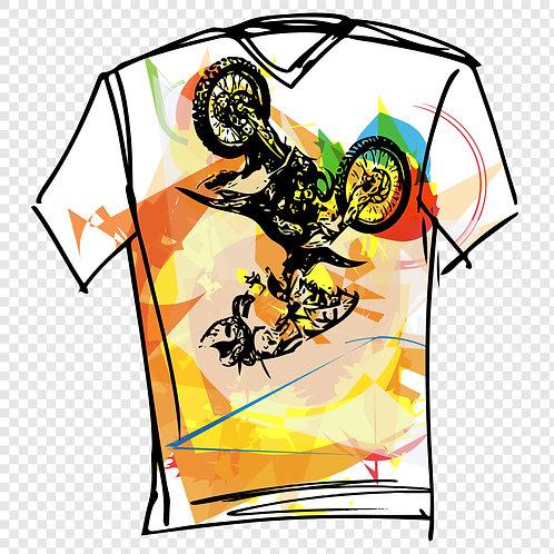 T-shirt Motor 101
