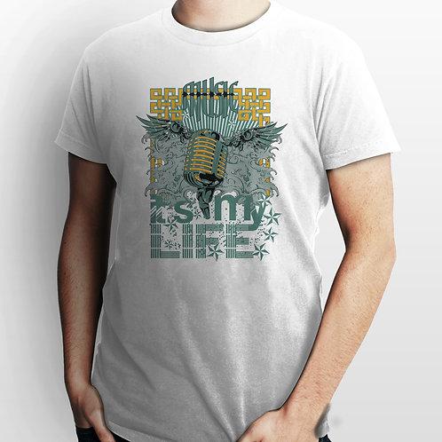 T-shirt Music 09