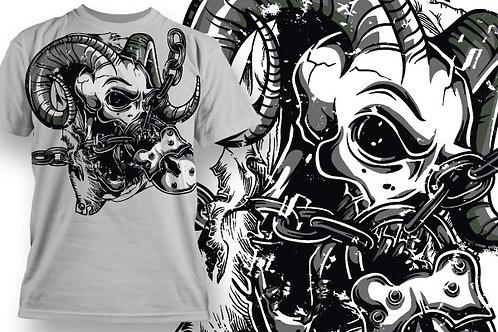 T-shirt Teschi 96