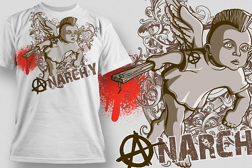 T-shirt Angel & Devil 44