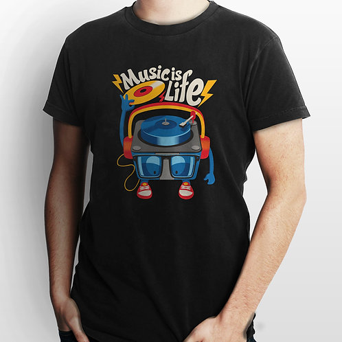 T-shirt Music 06