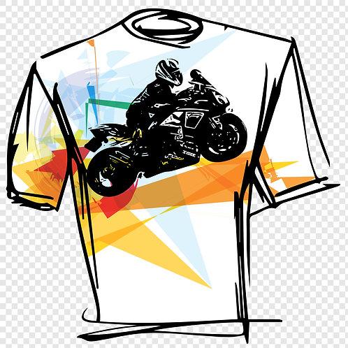 T-shirt Motor 92
