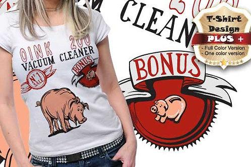 T-shirt Animali e Creature 71