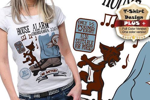 T-shirt Animali e Creature 69