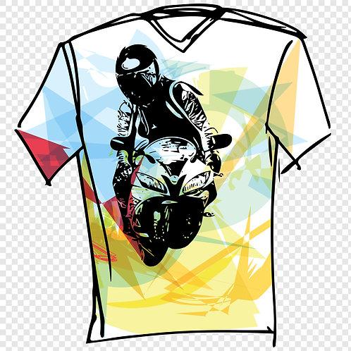 T-shirt Motor 86
