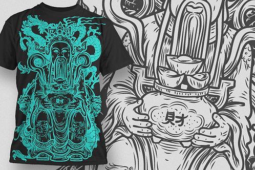 T-shirt Ninja 16