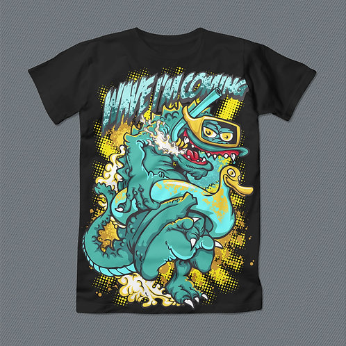 T-shirt Animali e Creature 09