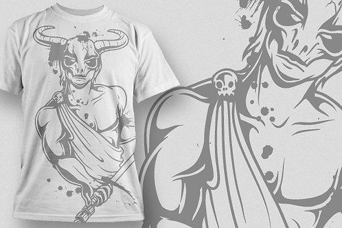 T-shirt Angel & Devil 22