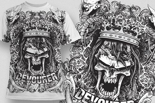 T-shirt Angel & Devil 38