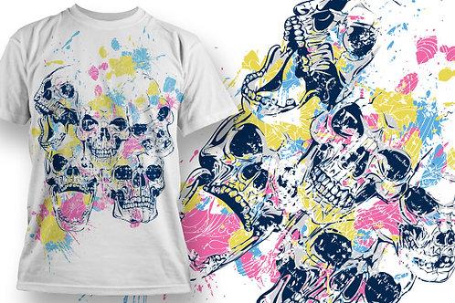 T-shirt Teschi 79