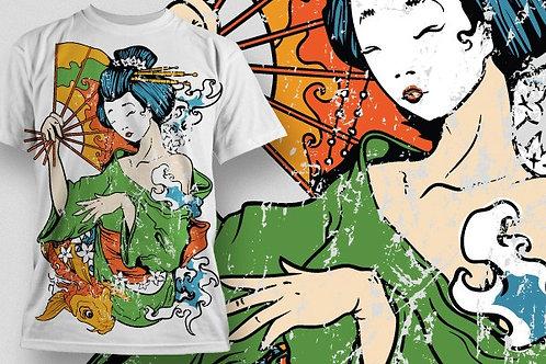 T-shirt Ninja 15