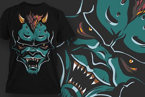 T-shirt Angel & Devil 17