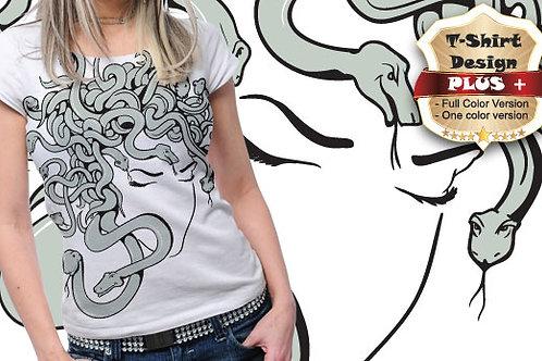 T-shirt Animali e Creature 86