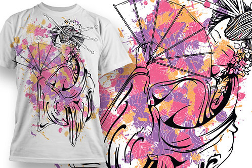 T-shirt Ninja 04